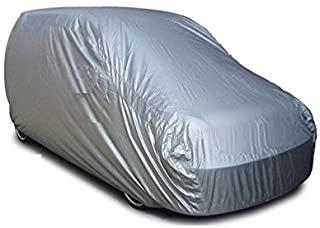 A2D All Weather Car Body Cover Silver Q1 for Maruti Suzuki Zen Type 1