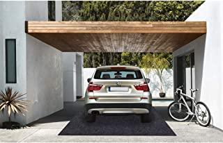 Garage Floor Mat,Absorbent Fabric,Anti-slip and Waterproof Backing,Washable,Garage and Shop Parking Mats(21Feet x 7.6 Feet)