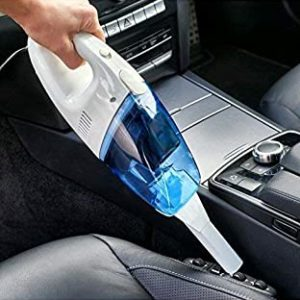 Powerful Portable & High Power 12V Vacuum Cleaner for Car and Home Wet and Dry Car Vaccume Cleaner Multipurpose Vaccume Cleaner